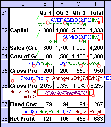 The Spreadsheet Detective Excel Audit & Compare Formula